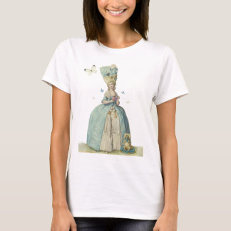 Lilasのauのprintemps Tシャツ