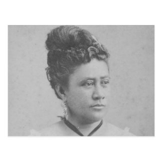 Lili'uokalani女王 ポストカード