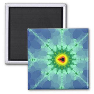 Lillyのパッドの磁石のMandel マグネット