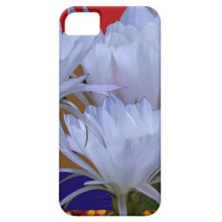 Lillyの野生の白い花:  自然のすばらしい世界 iPhone SE/5/5s ケース