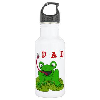 Lillyputのパパのカエル ウォーターボトル