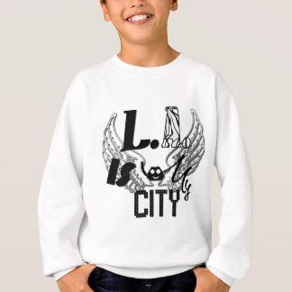 Lilron1991z- [L.A. IMC] L.A. IS MY都市LR スウェットシャツ