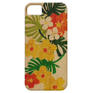 Limahuliの庭のハワイのサーフボードのiPhone 5の場合 iPhone SE/5/5s ケース