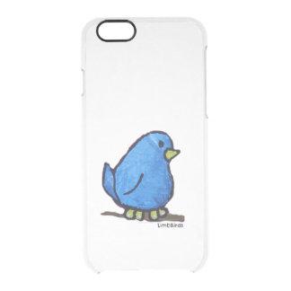 LimbBirdsのりんごの電話箱 クリアiPhone 6/6Sケース