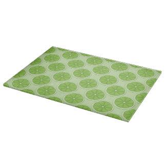 Limes Pattern Cutting Board カッティングボード