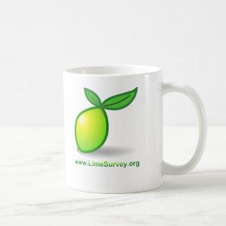 LimeSurveyの平野 コーヒーマグカップ