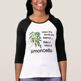Limoncelloのバッチを作って下さい Tシャツ