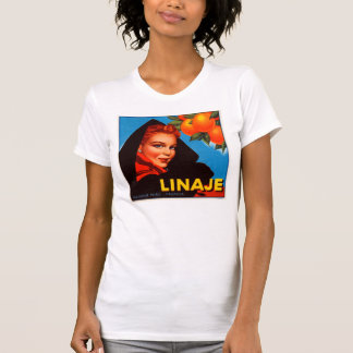 Linajeの柑橘類 Tシャツ