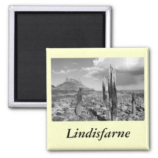 Lindisfarneの城 マグネット
