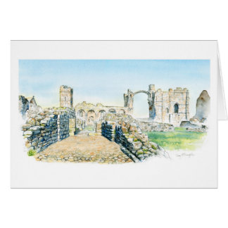 Lindisfarneの小修道院 カード