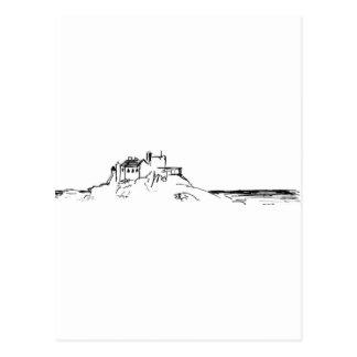Lindisfarne ポストカード