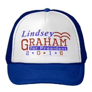 Lindseyグラハムの大統領2016年の選挙の共和党員 キャップ