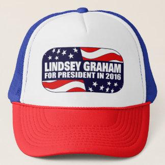 Lindseyグラハムの大統領2016年 キャップ