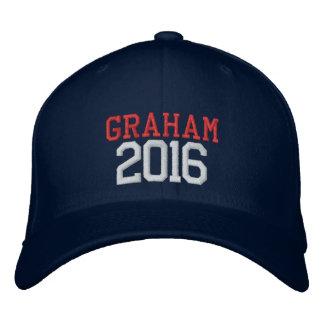 Lindseyグラハムの大統領2016年 刺繍入り帽子