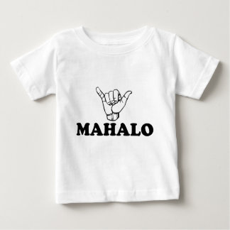 LineA Mahalo ベビーTシャツ