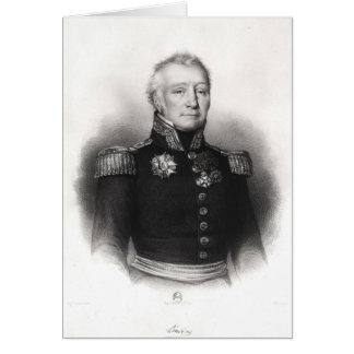 Linois海軍大将 グリーティングカード