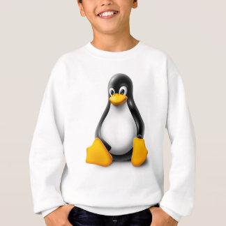 Linuxのタキシードペンギン スウェットシャツ