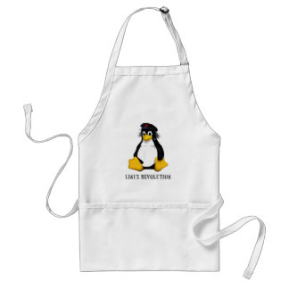 Linuxの改革 スタンダードエプロン