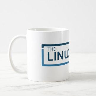 Linuxの教祖 コーヒーマグカップ