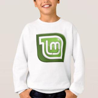 Linuxの真新しいロゴ スウェットシャツ