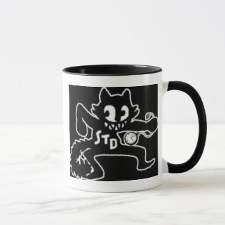 Linuxのknoppix std マグカップ