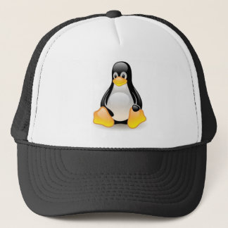 Linuxペンギンタキシード キャップ