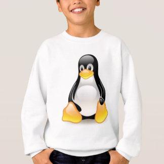 Linuxペンギンタキシード スウェットシャツ