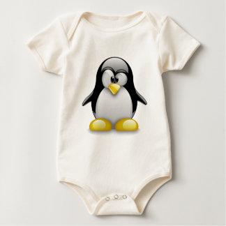 Linux Ubuntu ベビーボディスーツ