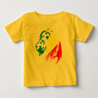LION STYLE ベビーTシャツ