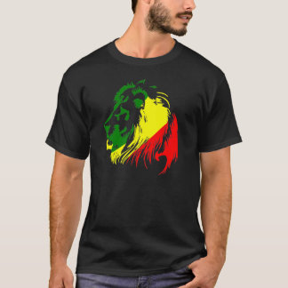 LION STYLE Jamaican Tシャツ