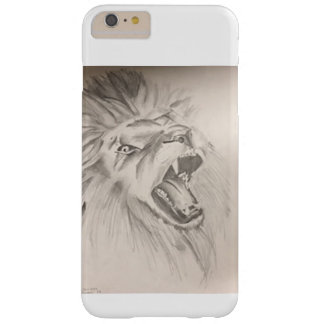 LionCellCase Barely There iPhone 6 Plus ケース