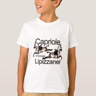 Lipazzaner馬場馬術跳躍 Tシャツ