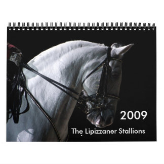 Lipizzanerの種馬 カレンダー
