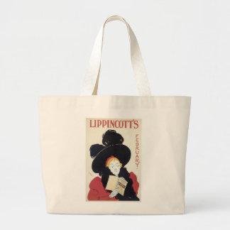 Lippincottの2月 ラージトートバッグ