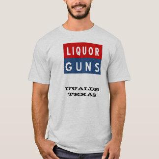 liquer銃 tシャツ