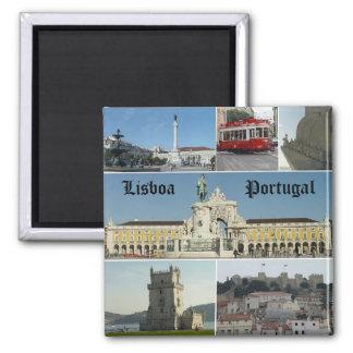 Lisbao、リスボン、ポルトガル マグネット