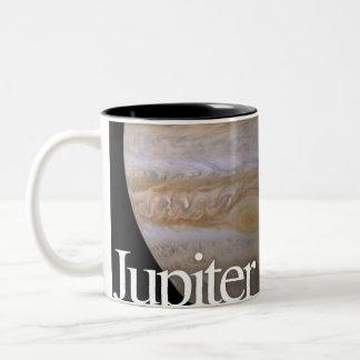 LITDの惑星のマグ: ジュピター ツートーンマグカップ