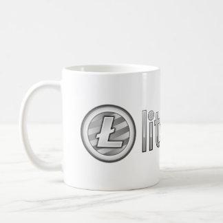 Litecoinのコーヒー・マグ コーヒーマグカップ