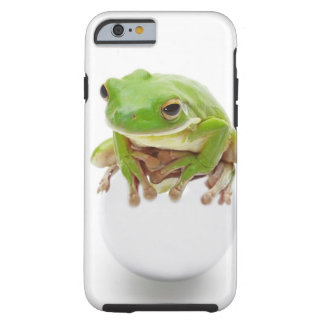 Litora Infrafrenataのカエル iPhone 6 タフケース