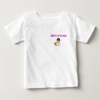 little Angel伯母さんの ベビーTシャツ