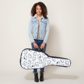 Little Llama Silhouette ギターケース