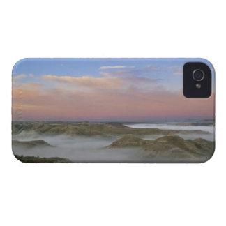 Little Missouri川からの霧はでつるします Case-Mate iPhone 4 ケース