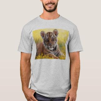 LITTLE TIGER伯母さんの Tシャツ