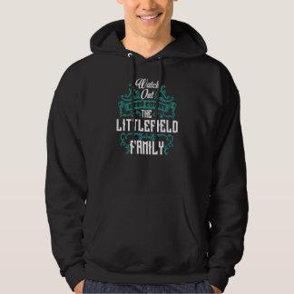 LITTLEFIELD家族。 ギフトの誕生日 パーカ