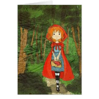 littleredforest カード