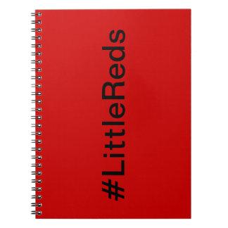#LittleReds ノートブック