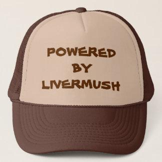 Livermush著動力を与えられる キャップ