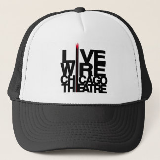 LiveWireのロゴ キャップ