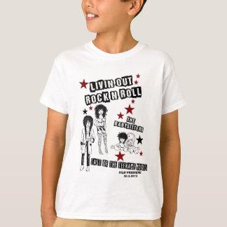 LIVINのロックンロールのプレミアショーの商品 Tシャツ