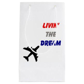 Livin夢のギフトバッグ スモールペーパーバッグ